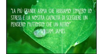 aforisma pensiero cognitivo william james