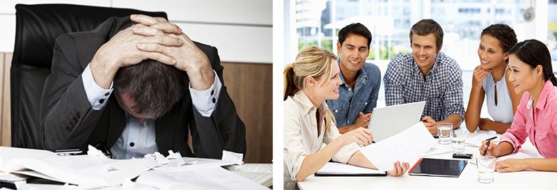 Burnout lavorativo: guida per le professioni a rischio
